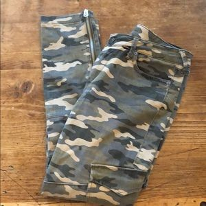 True religion camo pants